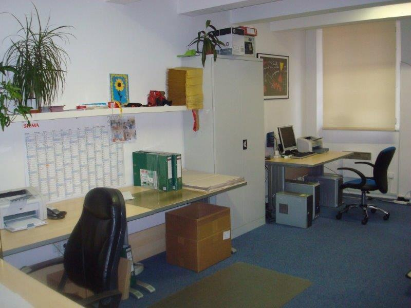Büro in Tschechien
